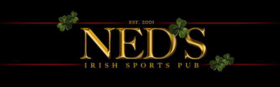 NED'S IRISH SPORTS PUB, Logo