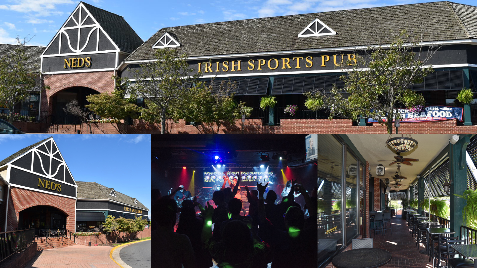 Ned's Irish Sports Pub
